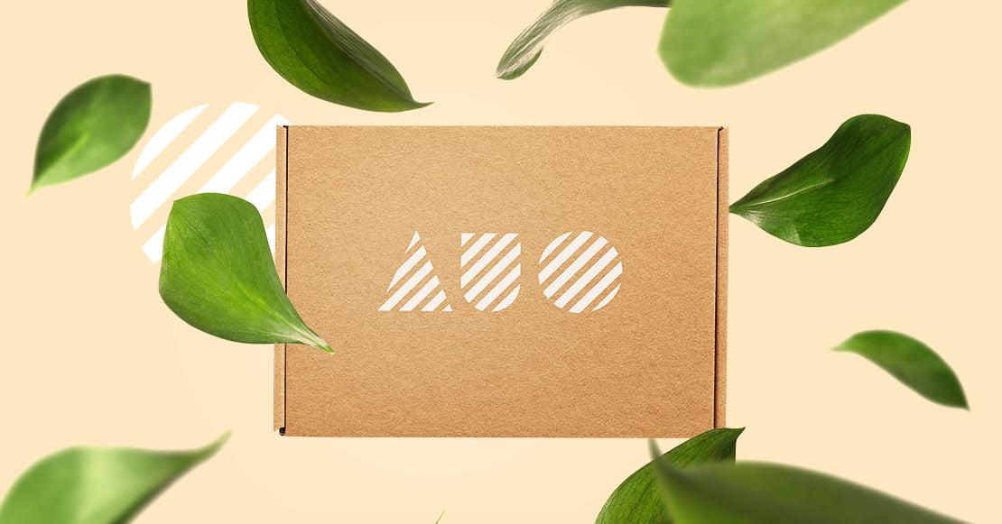 Zero plastica e materiali green: il nostro packaging eco-consapevole